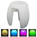 wholesale Lampes: RGBW LED STOOL, remote controled, 1.6W, IP54, 16