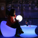 wholesale Garden Furniture: RGB LED round table, multicolour, ...