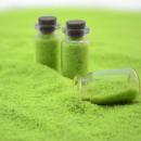 ingrosso Accessori e ricambi: Glow nella sabbia  verde scuro 250 grammi