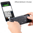Rii Mini-Bluetooth-Tastatur mit Touchpad & Las