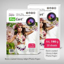 groothandel Printers & accessoires: Resin Coated High Glossy 260g A4 Photo Paper 20 pc