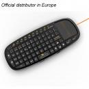grossiste Electronique de divertissement: Mini clavier sans  fil avec la souris et pavé tacti