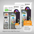 groothandel Printers & accessoires: Magnetische Glossy Photo Paper 640g A3