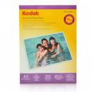 groothandel Printers & accessoires: Kodak Photo Paper  200 g High Glossy A3 20 vel