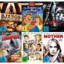 100 DVD SORTIMENT SONDERPOSTEN UVP 1,99 EUR-3,99 E