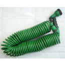 wholesale Garden Equipment: SUPER GARDEN HOSE SPIRAL 7 FUNCTION