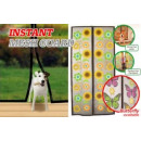 wholesale Household Goods: MAGIC MESH  Mosquito Net DOOR DESIGN FLOWERS