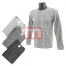 Großhandel Shirts & Tops: Herren Thermo Langarm Shirt Man Winter