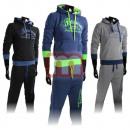 Großhandel Sportbekleidung: Jogging Freizeit Sport Anzüge Unisex Jogger