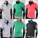 Großhandel Shirts & Tops: Herren Polo Shirts Oberteile Man Men Shirt