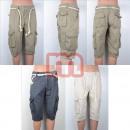 Großhandel Hosen: Cargo Caprihose Shorts Sommer Hose Man
