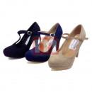 Damen Pumps High Heels Schuhe Gr. 36-41