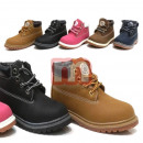 Children Teenage  Autumn Winter Boots Shoes