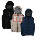 Unisex Vests Tops Hooded Gr. M-3XL