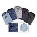 Großhandel Hemden & Blusen: Herren Business Freizeit Hemden Baumwolle