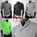 Großhandel Shirts & Tops: Modische Oberteile Pullover Herren Man Shirts