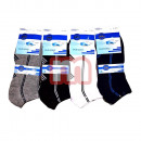 wholesale Stockings & Socks: Herren Sneaker  socks coton Gr. 40-46