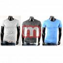 Großhandel Shirts & Tops: Herren Freizeit T-Shirts Oberteile Gr. M-XXL