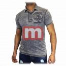Camicia di svago Polo Uomo Top Gr. M-XXL