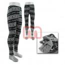 Großhandel Hosen: Damen Leggings Leggins Hosen gefüttert