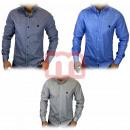 groothandel Kleding & Fashion: Mannen Vrije tijd  Zakelijk shirts Gr. S-3XL