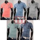 Großhandel Shirts & Tops: Herren Freizeit T-Shirts Oberteile Kurzarm Shirt