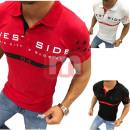 Großhandel Shirts & Tops: Herren Freizeit T-Shirt Oberteil