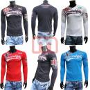Großhandel Shirts & Tops: Pullover Langarm Oberteile Shirt Gr. 3XL-6XL
