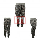 wholesale Trousers: Unisex Leisure  Trousers Army Look Gr. M-XXL