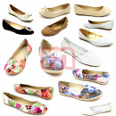 wholesale Shoes: Ladies Slipper  Shoes Ballerina Shoes