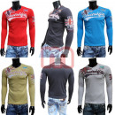 Großhandel Pullover & Sweatshirts: Pullover Langarm Oberteile Shirts Gr. M-XXL