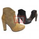 wholesale Shoes: Ladies Boots Boots Shoes Gr. 35-40