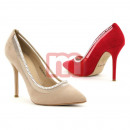 Pumps High Heels Schuhe Damen Women