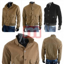 wholesale Coats & Jackets: Men's spring transition Tops