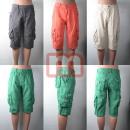 Großhandel Shorts: Herren Cargo Caprihose Shorts Mix Gr. 44-54