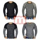 Großhandel Pullover & Sweatshirts: Herren Freizeit Business Pullover Gr. S-XL