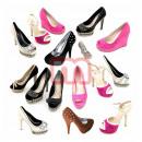 groothandel Schoenen: Vrouwen Pumps  Schoenen Mix Gr. 36-41