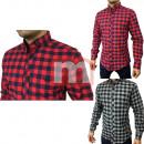 Großhandel Hemden & Blusen: Herren Freizeit Business Hemden Gr. S-3XL je 10,95