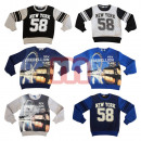 Children Shirts Long Sleeve Tops Sweater