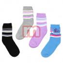 Großhandel Strümpfe & Socken: Damen Winter Thermo Socken Baumwolle