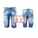 Großhandel Jeanswear: Herren Caprihose Jeans Mix Gr. 28-40