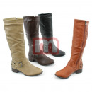 Großhandel Schuhe: Damen Herbst  Winter Frühjahr Stiefel Schuhe