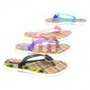 Damen Sommer Sandalen Slipper Bade Schuhe