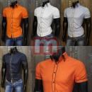Noble Men Leisure Shirts Summer Tops