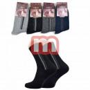 Großhandel Strümpfe & Socken: Herren Thermo Wollsocken Mix Gr. 40-46