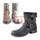 Donna Autunno Inverno Stivali Scarpe scarpe da don