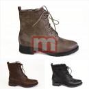 Automne Hiver  Bottes Chaussures pour femmes