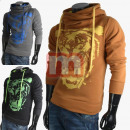 Großhandel Pullover & Sweatshirts: Pullover Langarm Oberteile Gr. S-XXL