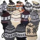 Caps Inca norvegese di sci nordico