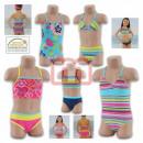 Großhandel Bademoden: Modische Mädchen  Bikinis Bademode Girls Swimwear